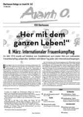 Oberhausener Beilage zur Avanti 242, März 2016