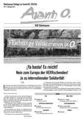 Oberhausener Beilage zur Avanti 235, Juli/August 2015