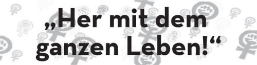 Aufruf zum internationalen Frauenkampftag in Oberhausen am 8.3.2016