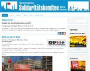 Überbetriebliches Solidaritätskomittee Rhein-Neckar