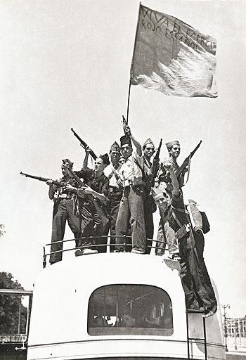 Spanien 1936, Foto: Georg Reisner