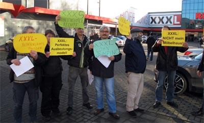 Einige der AktivistInnen, Foto: Privat