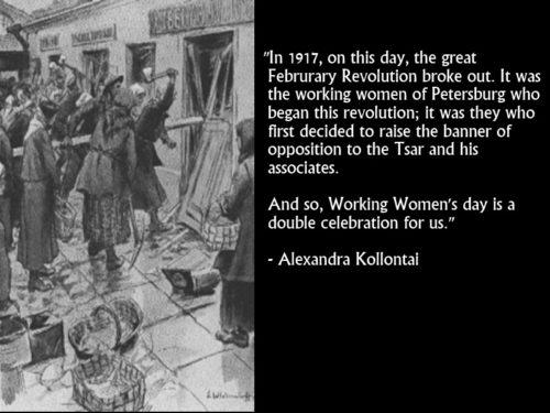 Text von Alexandra Kollontai