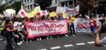 Demo gegen Pflegenotstand am 20. Juni in Düsseldorf. Foto: AvantiO.