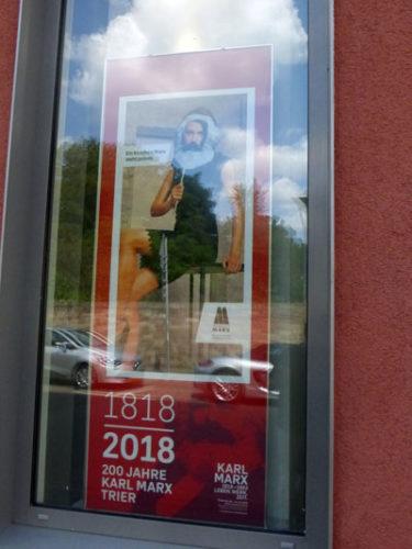 Karl Marx in Trier (Foto Avanti²)