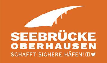 Grafik Seebrücke Oberhausen.