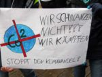 Fridays for Future-Demo in Oberhausen, März 2019. Foto: R. Hoffmann.